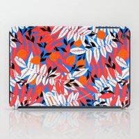 Autumn beauty iPad Case