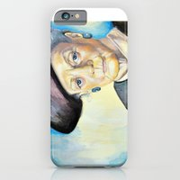 Portrait Of Maggie Smith… iPhone 6 Slim Case