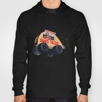 Sam's Monster Taco Truck Hoody