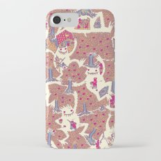 The orchard is such a very silly place iPhone 7 Slim Case