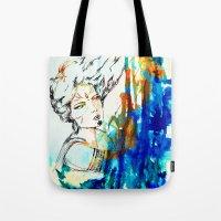 Tribal Beauty 4 Tote Bag