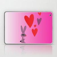 Lovy Bunny Laptop & iPad Skin