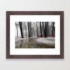 Wintermission Framed Art Print