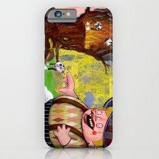 Heaven & Hell Print~! iPhone 6s Slim Case