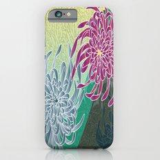 chrysanthemums  Slim Case iPhone 6s