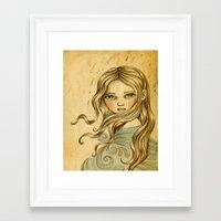 Sow Your Light Framed Art Print