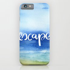 Escape [Collaboration with Jacqueline Maldonado] Slim Case iPhone 6s