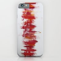 iPhone & iPod Case featuring City IV - Spanish Sunset by Greg Mason Burns