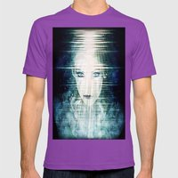 The Wizardess Of Oz Mens Fitted Tee Ultraviolet SMALL