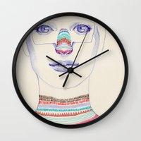 i nose it Wall Clock