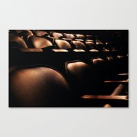 Ready for the Show Canvas Print