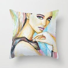 Fashion  Throw Pillow