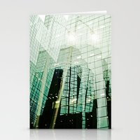 'DOWNTOWN' Stationery Cards