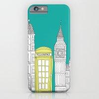 London - City Prints // … iPhone 6 Slim Case