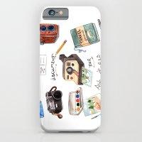 Document Your Adventures iPhone 6 Slim Case