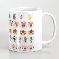 Clash Of Pixels Mug