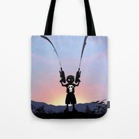 Punisher Kid Tote Bag