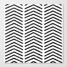 Graphic_Black&White #4 Canvas Print