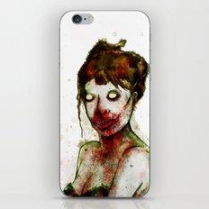 BRAAAINS BEFORE BEAUTY iPhone & iPod Skin