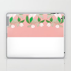 Floating Tulips Laptop & iPad Skin