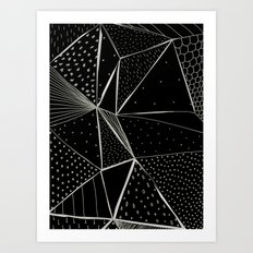 Abstract 07 Art Print