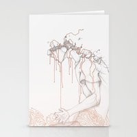 System Overload Stationery Cards