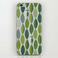 Woodland Woodpecker iPhone & iPod Skin
