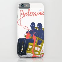 iPhone & iPod Case featuring Adonais by Mexican Zebra