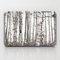 Birchwood iPad Case