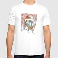 I Saw Emptiness And Foun… Mens Fitted Tee White SMALL