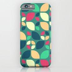 Vintage Spring Pattern II Slim Case iPhone 6s