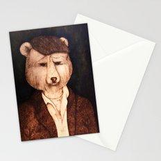 Mr. B the Bear Stationery Cards
