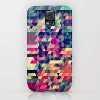 Galaxy S5 Cases featuring Atym by Spires