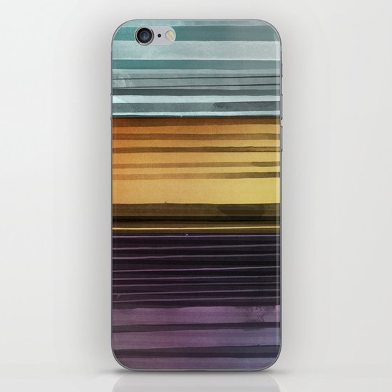 Amanda Wants Stripes iPhone & iPod Skin