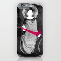 iPhone & iPod Case featuring bouddha by mr. louis