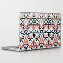 Geometric Mountains Laptop & iPad Skin