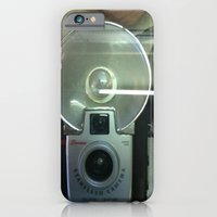 iPhone & iPod Case featuring old school flash  by Aliina Ross