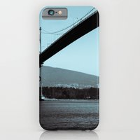 iPhone & iPod Case featuring Across the Ocean by Dana E