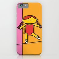 iPhone & iPod Case featuring Circus XL by oekie
