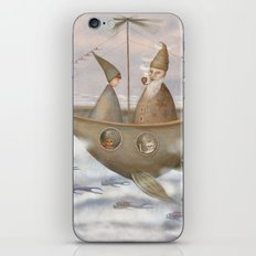 A Mystical Voyage iPhone & iPod Skin