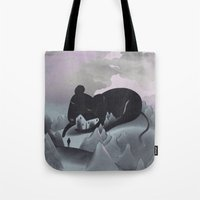 I Will Never Leave You Tote Bag