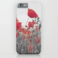 iPhone & iPod Case featuring Poppy by Sirka H.