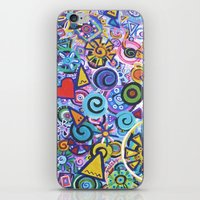 Joyous iPhone & iPod Skin