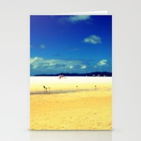 Whitehaven Beach Stationery Cards