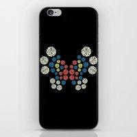 Vivillon Modern Form iPhone & iPod Skin