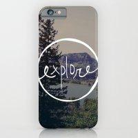 Explore Oregon iPhone 6 Slim Case