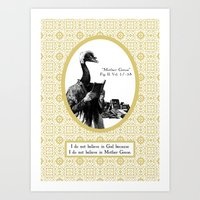 The Mother of All Fairytales Art Print