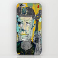 The Good, The Bald & The… iPhone & iPod Skin