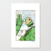 Chiizu! Canvas Print