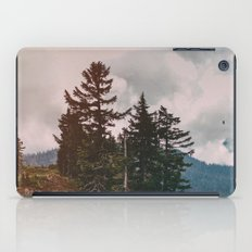 Northwest Forest iPad Case